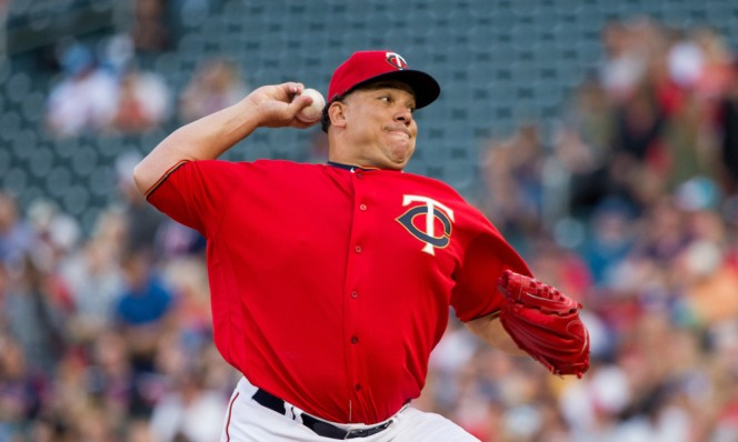 MLB: Texas Rangers at Minnesota Twins